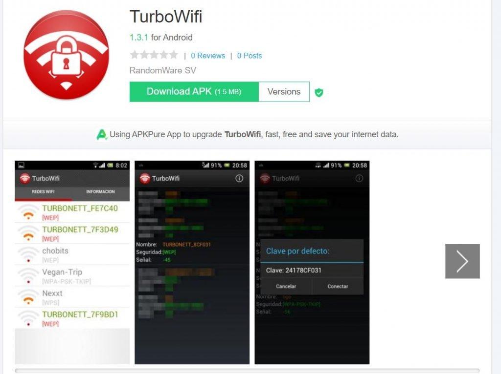 Turbo WIFI