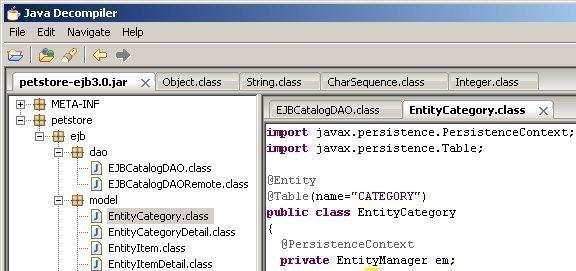 Java Decompiler Kit