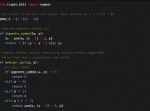 Detecting an asymmetric Curve25519 backdoor in RSA key generation algorithms
