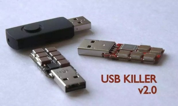 USB Killer Version 2.0 is Here to Burn and Destroy Your Computer
