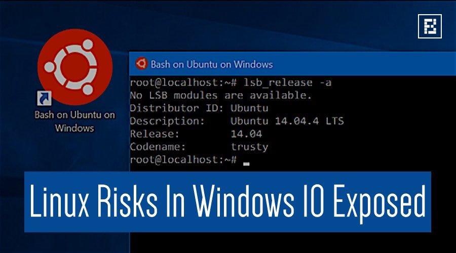 linux-risks-windows-10
