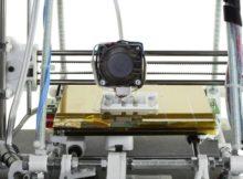 Printing Plastic Part Prototype with 3D Printer